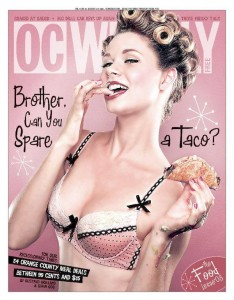 OC Weekly food edition August 08