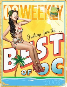 Best of OC Weekly cover 08